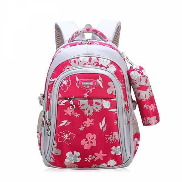 796446258090 В рейтинг был отобран легкий и удобный рюкзак из качественного полиэстера,  который максимально защитит ребенка от искривления позвоночника.