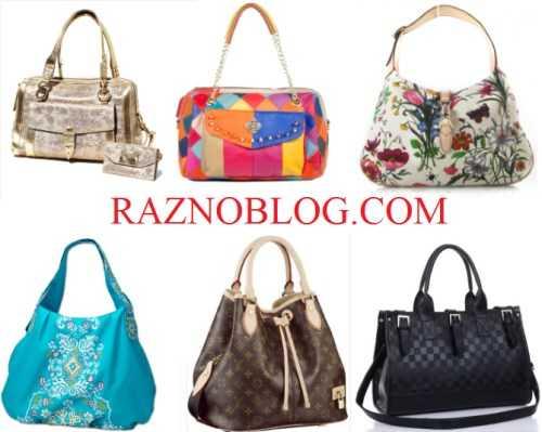 b63176d5 Женские сумки популярные – известные бренды женских пляжных и ...